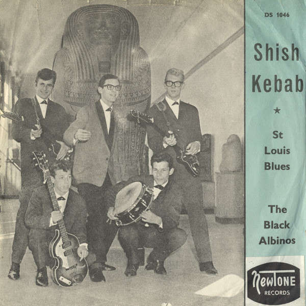 THE BLACK ALBINOS SHISH KEBAB