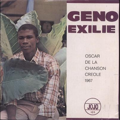 Geno Exilie Oscar de la chanson créole 1967