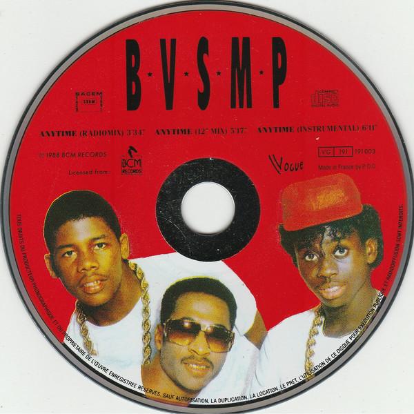 B.V.S.M.P. Anytime