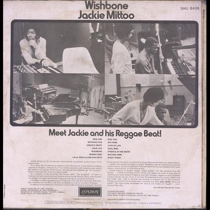 Jackie Mittoo Wishbone