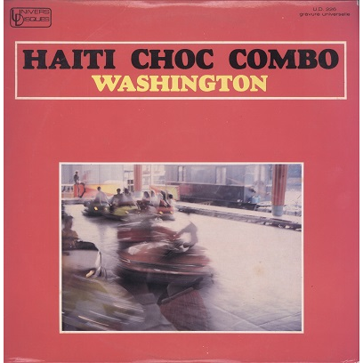 Haiti Choc Combo Washington