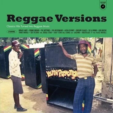 Reggae Versions (Various) Classic Hits Turned Into Reggae Music