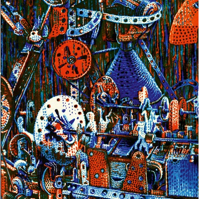 Pierre Bastien The Mecanocentric Worlds Of Pierre Bastien