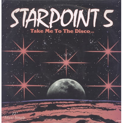 Starpoint 5 Take me to the disco / Starpoint 5