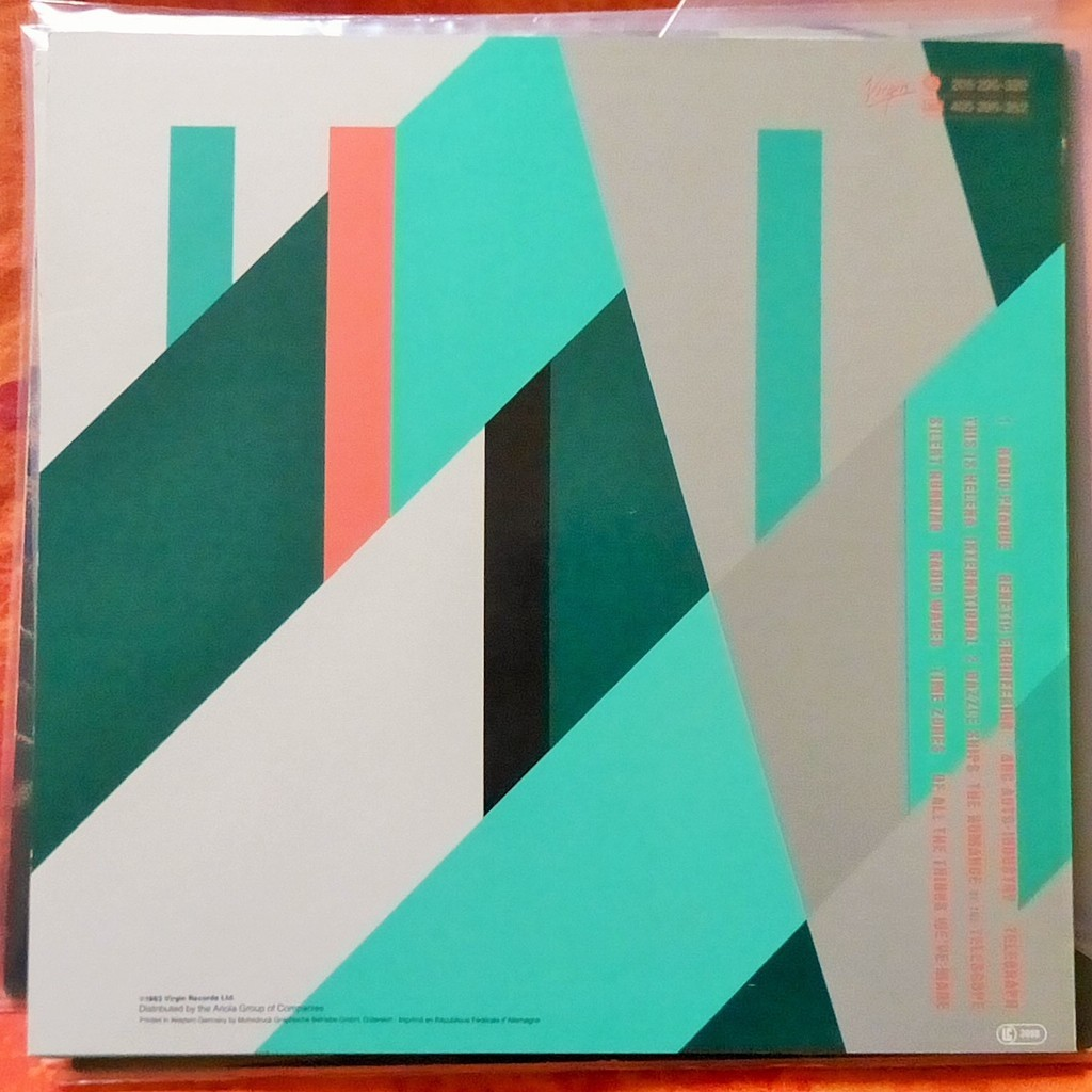 ORCHESTRAL MANOEUVRES IN THE DARK DAZZLE SHIPS