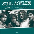 SOUL ASYLUM - Live At The Majestic Theatre Ventura, Ca April 14th 1993 (lp) - LP