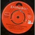 THE STRIKERS (KENYA ARMY BAND) - Poleni maroon commandos / Grace - 7inch (SP)