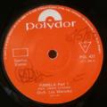 ORCHESTRE LES WANYIKA - Pamela parts 1 & 2 - 7inch (SP)