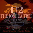 u2 u2 - joshua tree tour 2017 - live from santa clara (2017/may/17) 2cd