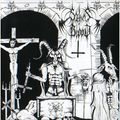 SATAN'S BLOOD / KULT OV AZAZEL - Untitled / Revelations Reflected From A Dead Jehovahs Eyes (7') - 45T x 1