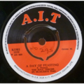 THE SOUL THROBS - A day of feasting / Kiss me once - 7inch (SP)
