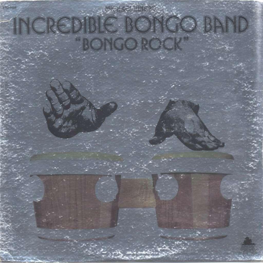 Michael Viner's INCREDIBLE BONGO BAND BONGO ROCK (ORIGINAL US 1st Pressing)