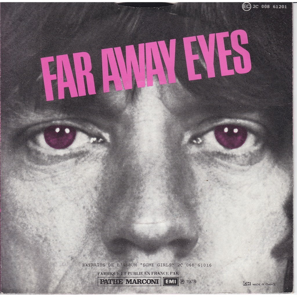 the rolling stones miss you - far away eyes