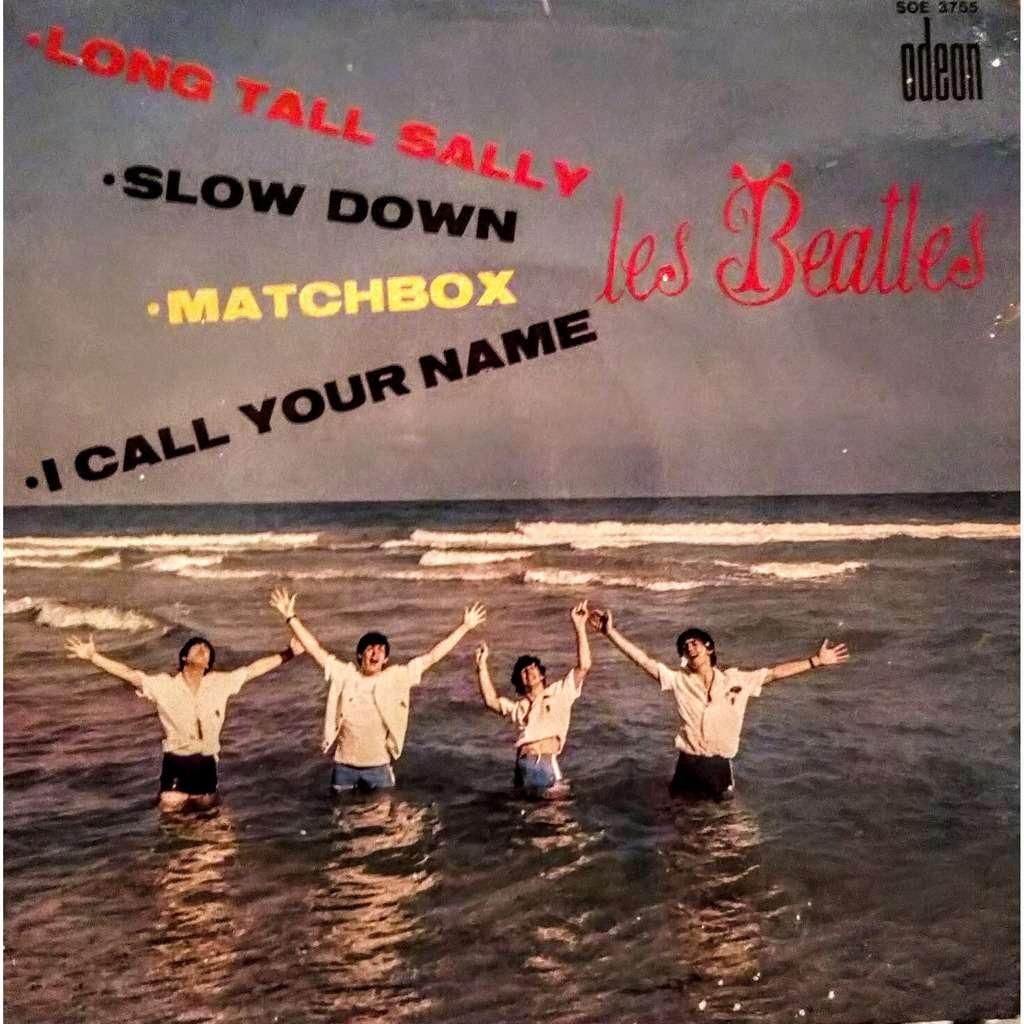 BEATLES LONG TALL SALLY +3