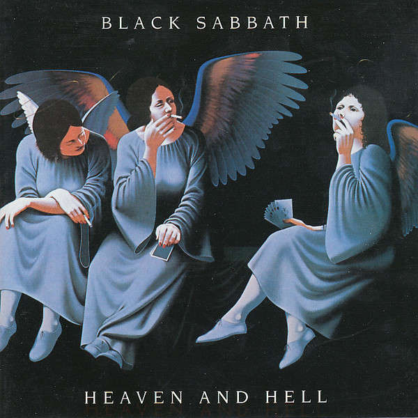 BLACK SABBATH Heaven and Hell remastered