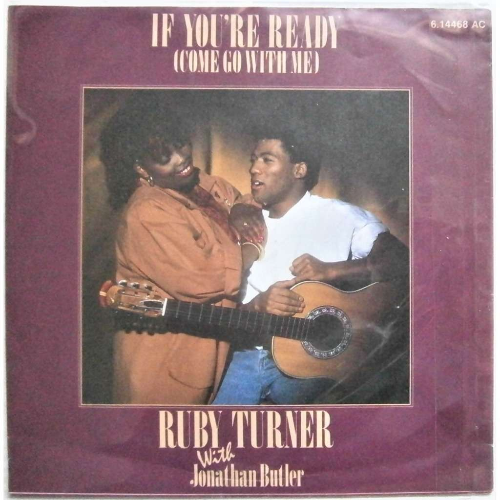ruby turner with jonathan butler if you're ready (come go with me)