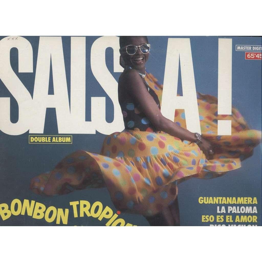 Bonbon Tropical Orchestra, Emile Boza Salsa