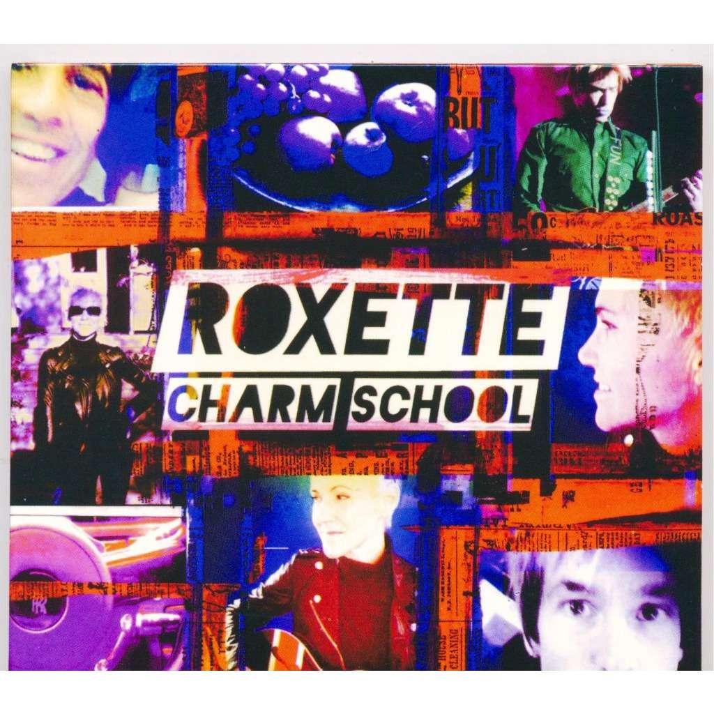 ROXETTE Charm School + Live In St Petersburg, Russia + Halmstad, Sweden + Stavanger, Norway 2CD Digipak 2010