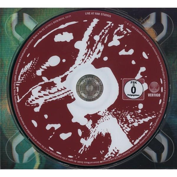 Placebo Loud Like Love / Live At RAK Studios (2013) CD+DVD Digipak New and Factory-Sealed
