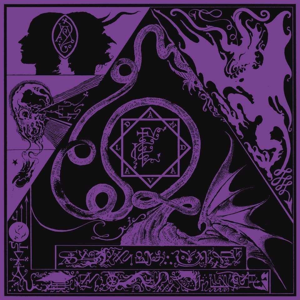 ANDAVALD Undir Skyggdarhaldi. Black Vinyl