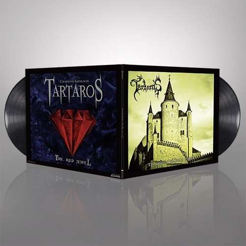 TARTAROS The Grand Psychotic Castle + The Red Jewel. Black Vinyl