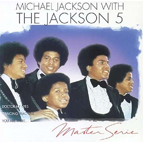 Michael Jackson with The Jackson 5 Master Serie