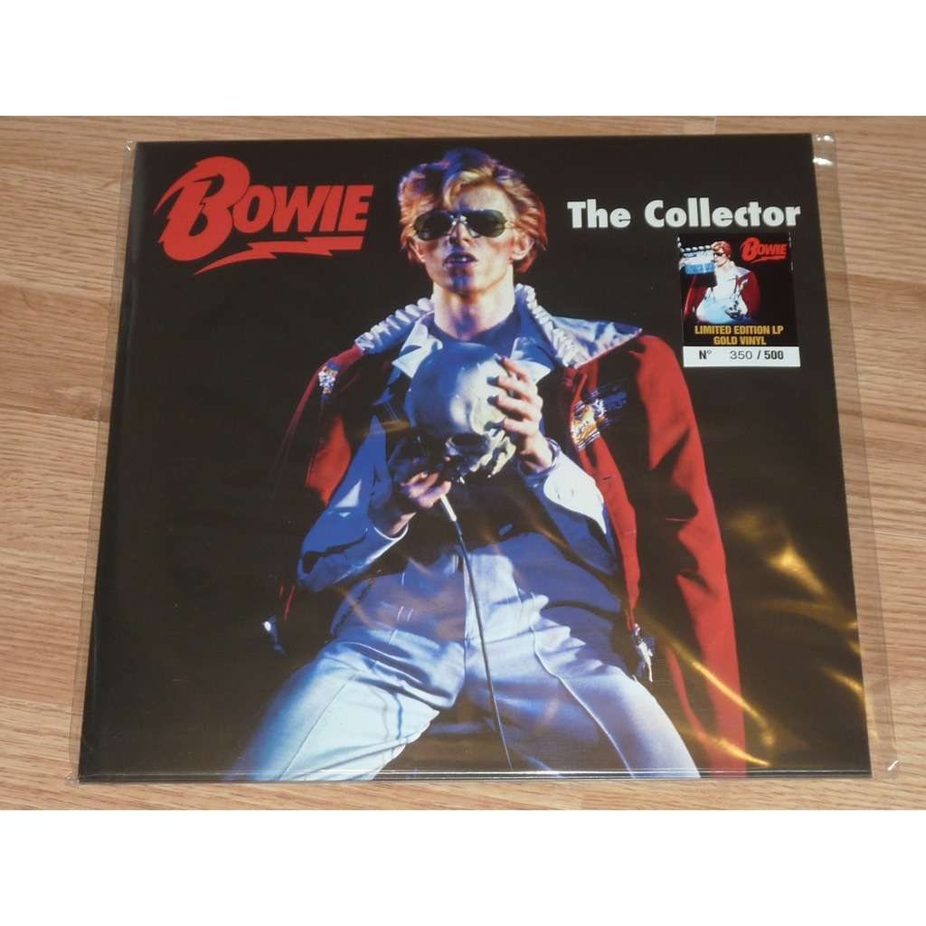 david bowie THE COLLECTOR Lp