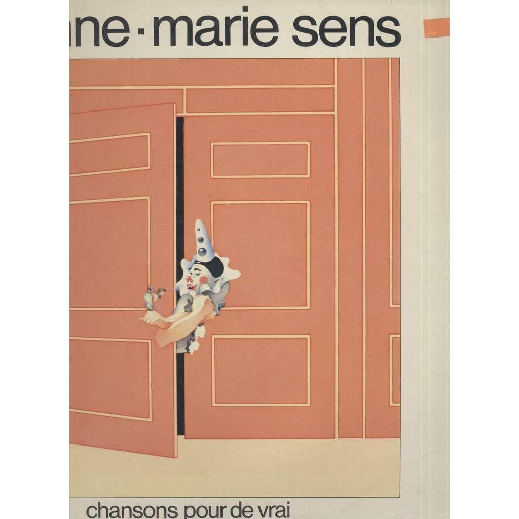 Jeanne marie sens Chansons Pour De Vrai Volume 3