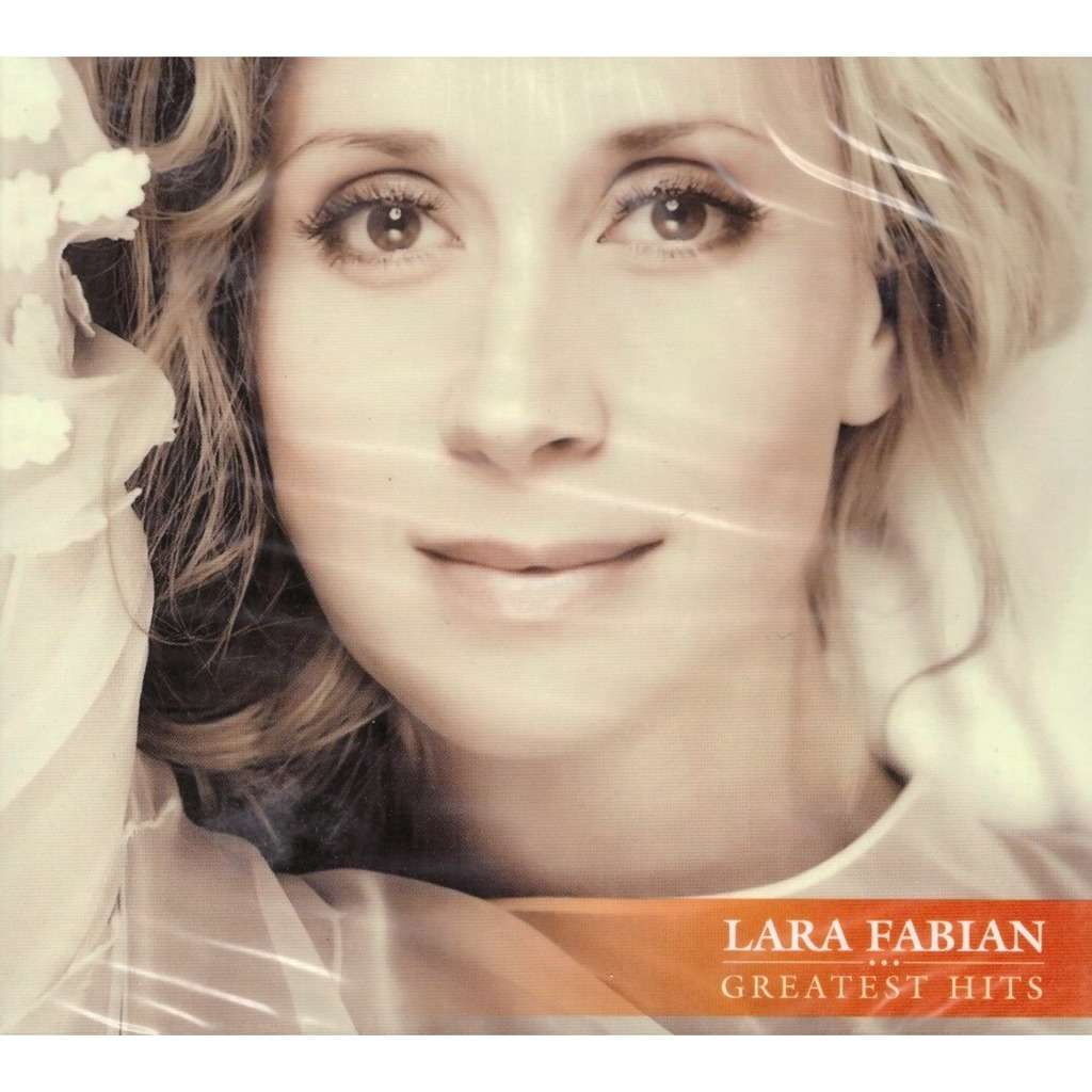 Lara Fabian Greatest hits 2CD New Sealed