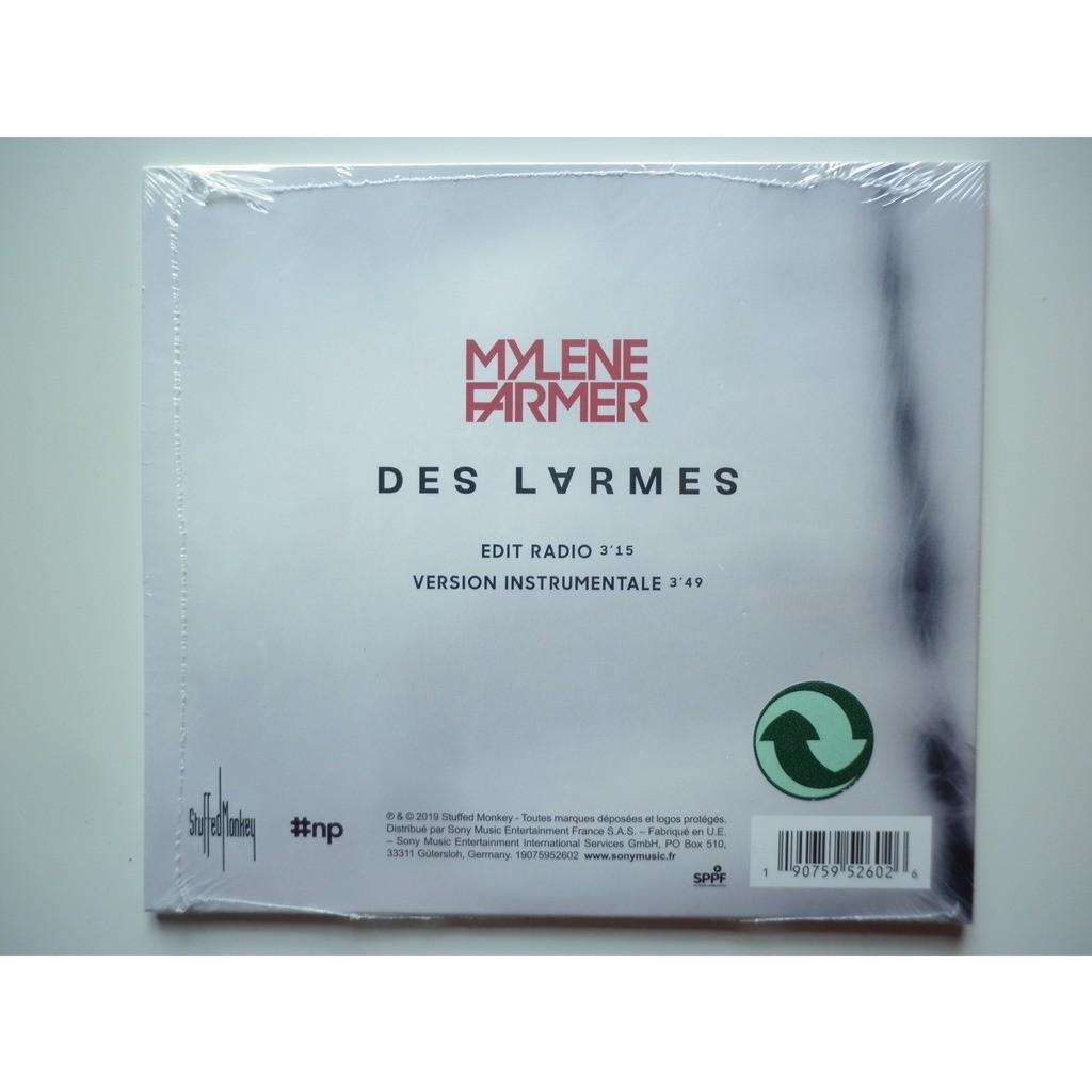 Mylene Farmer Des Larmes