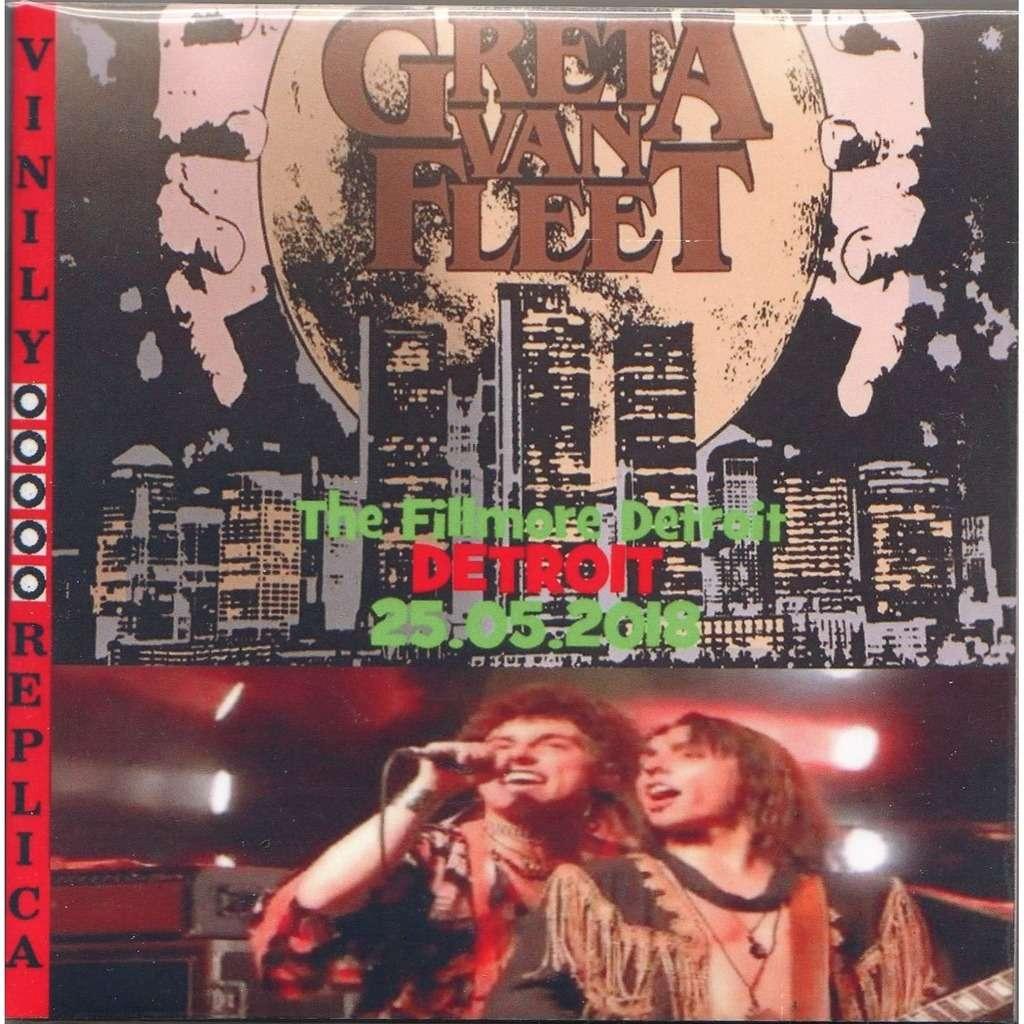 Greta Van Fleet Live At 'The Fillmore Detroit' (Detroit 25.05.2018)
