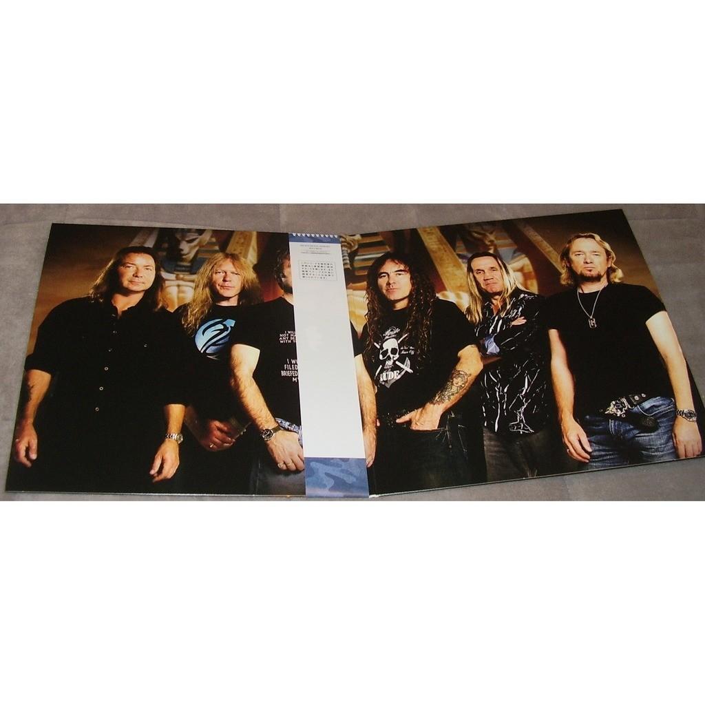 Iron Maiden Somewhere Back In Finland (2xlp) Ltd Edit Gatefold Sleeve Rsd 2019 + Poster -Jap