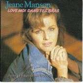 MANSON JEANE LOVE MOI DANS TES BRAS / DANS LES NUITS MAGIQUES