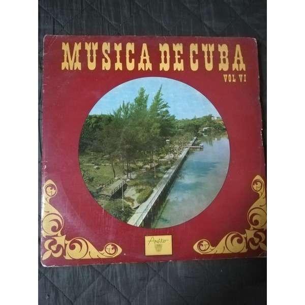 Variado Musica de Cuba Vol.VI Orquesta Egrem dirigida por Emilio Peñalver, Orquesta del festiva....
