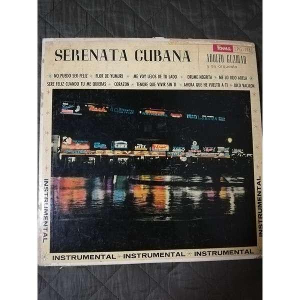 Adolfo Guzman y su Orquesta Serenata Cubana