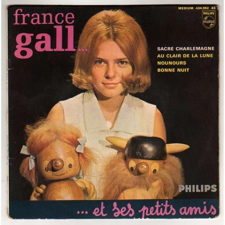 GALL FRANCE SACRE CHARLEMAGNE + 3 - N°5