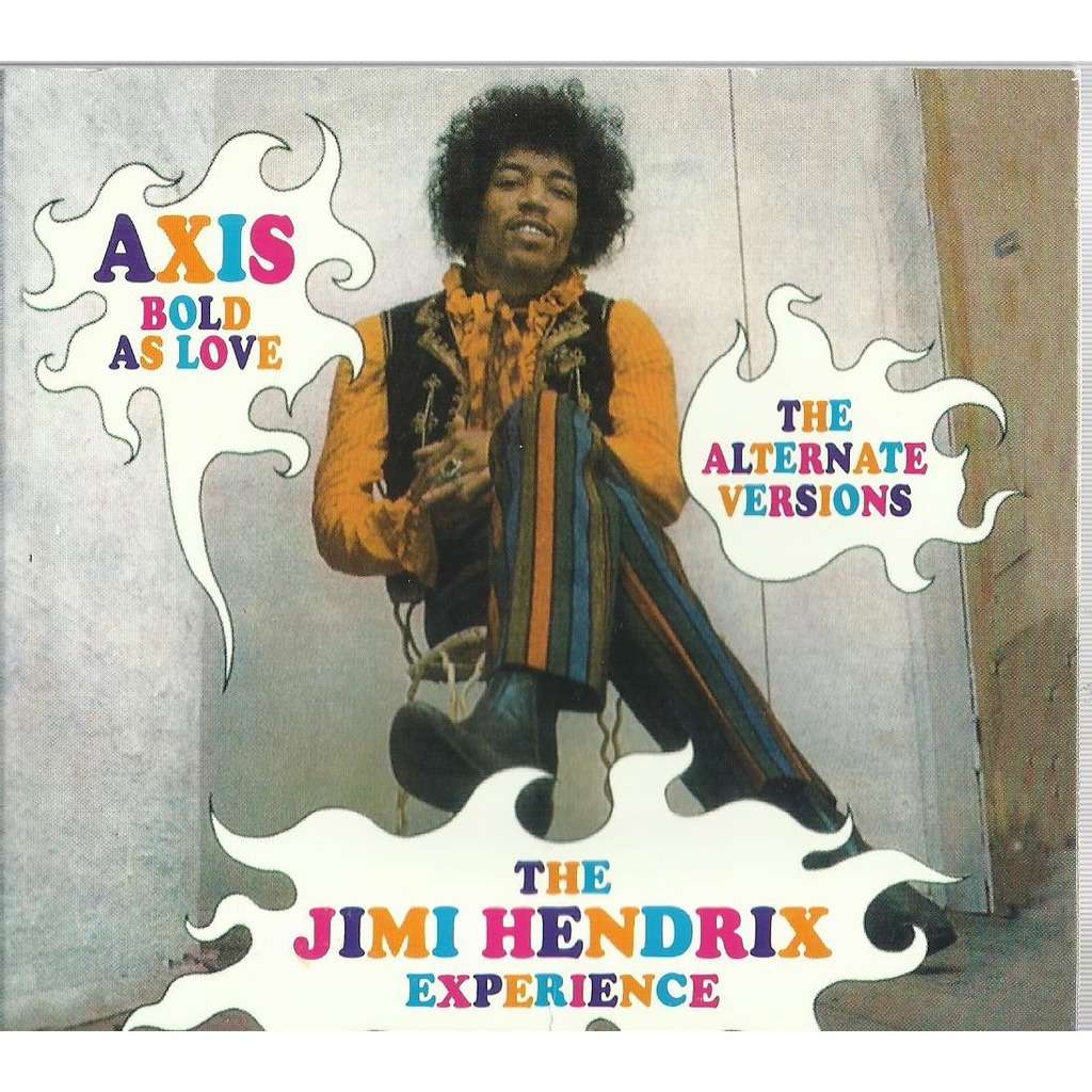 jimi hendrix axis bold as love the alternate versions
