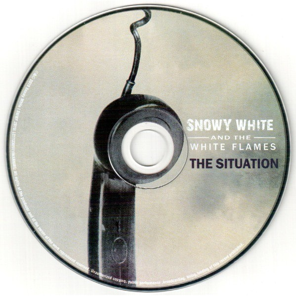 Snowy White And The White Flames The Situation