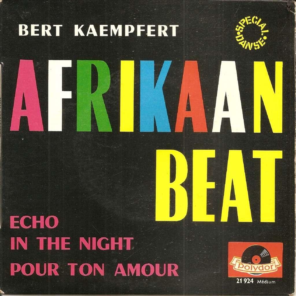 Bert KAEMPFERT Afrikaan beat