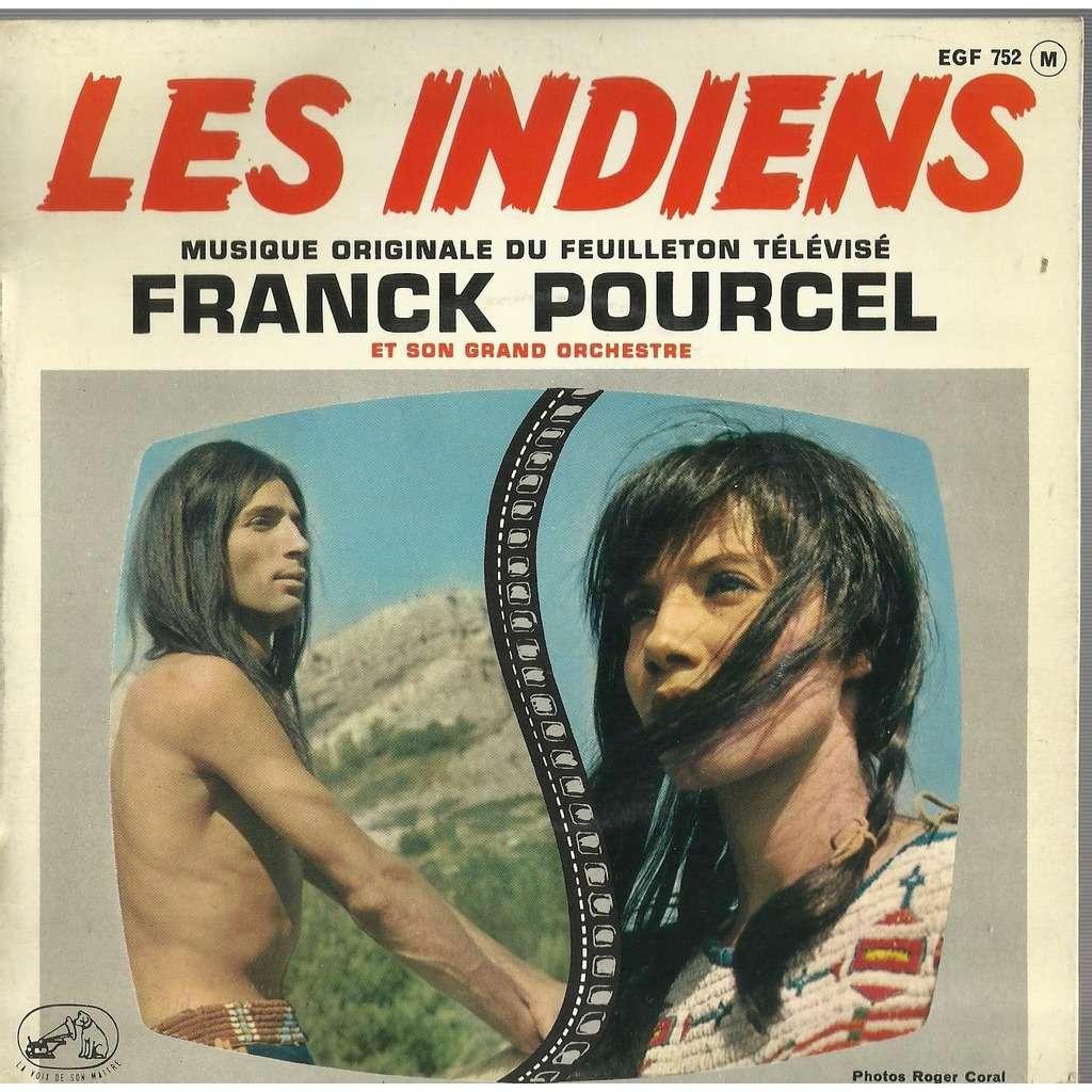 franck pourcel les indiens