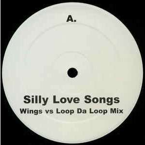 wings silly love song / coming up