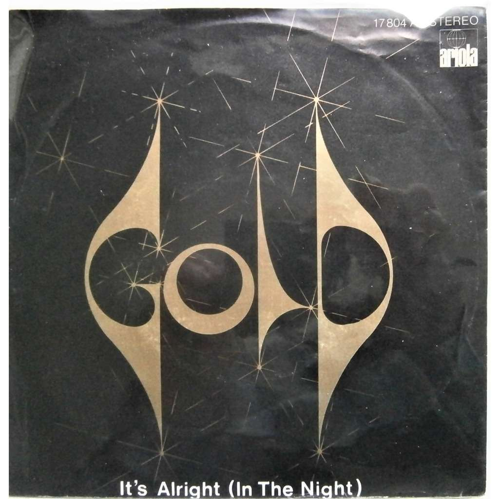 gold it's alright (in the night)