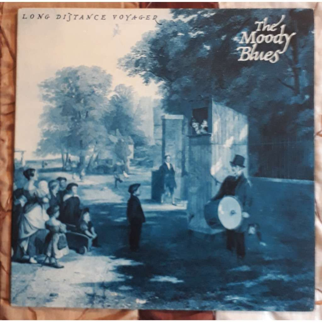the moody blues long distance voyager