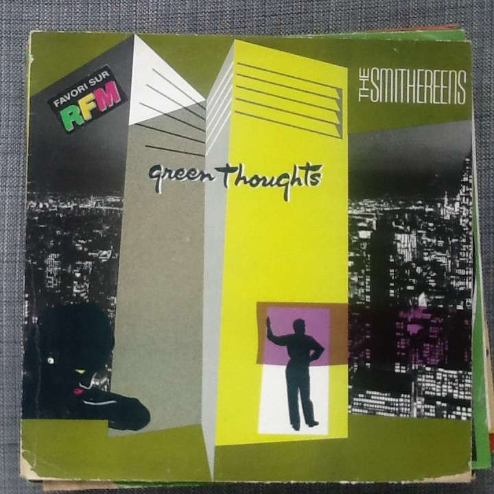 THE SMITHEREENS GREEN THROUGHTS.