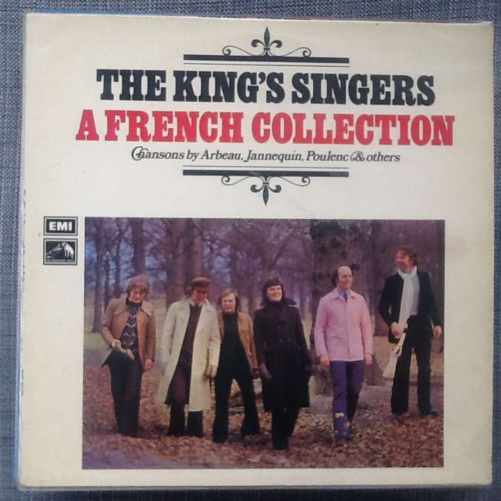 King's Singers A French Collection