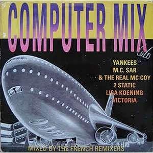 computer mix megamix club / megamix radio