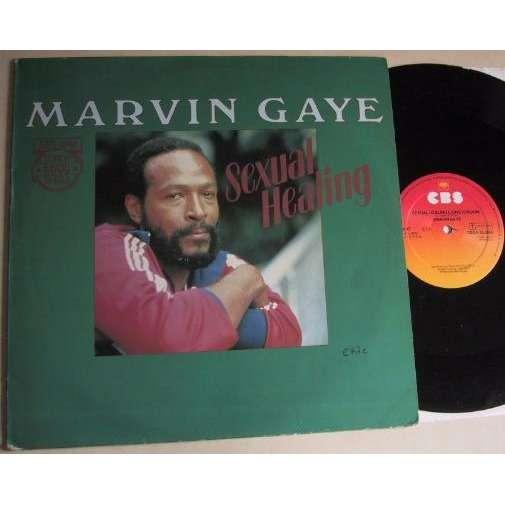GAYE MARVIN SEXUAL HEALING