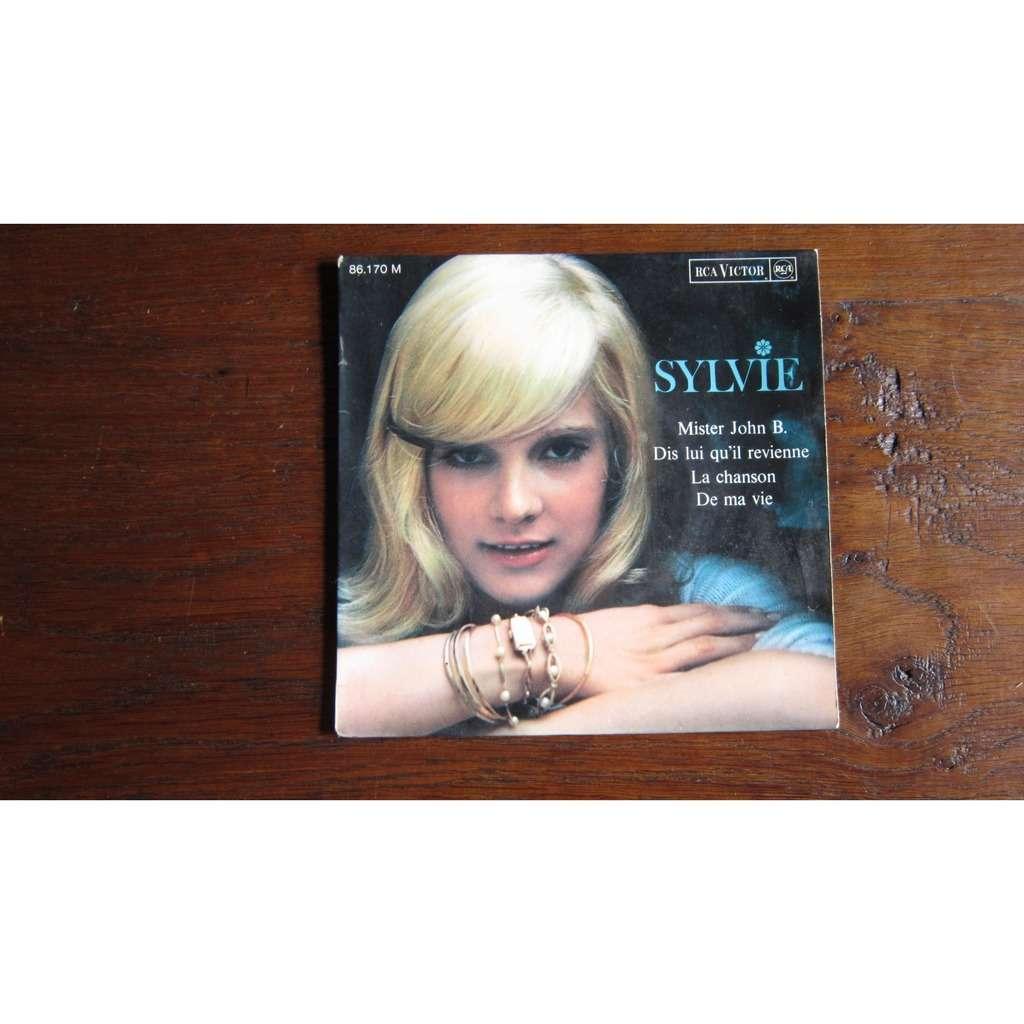 VARTAN, Sylvie Mister John B. +3