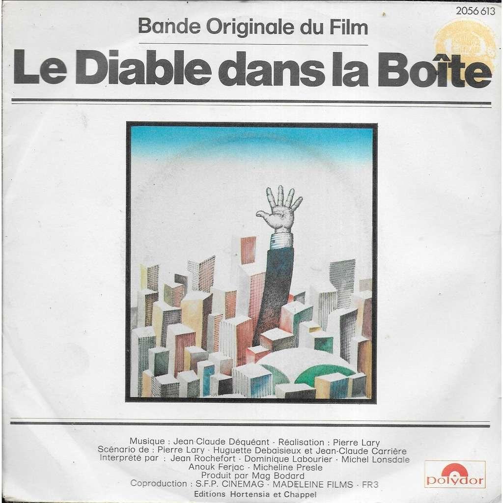 Jean-Claude DEQUEANT Le Diable dans la Boite (Bof)
