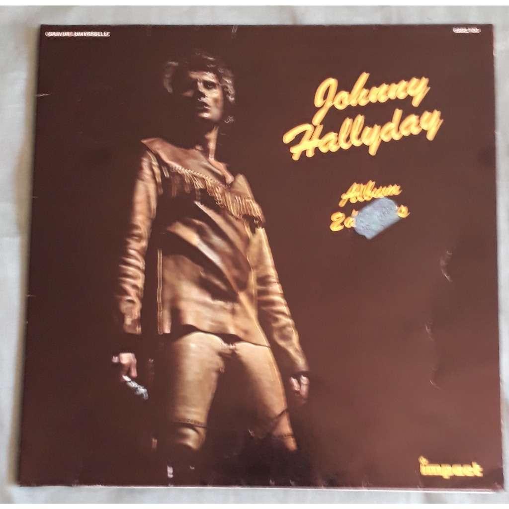 johnny hallyday album 2 disques